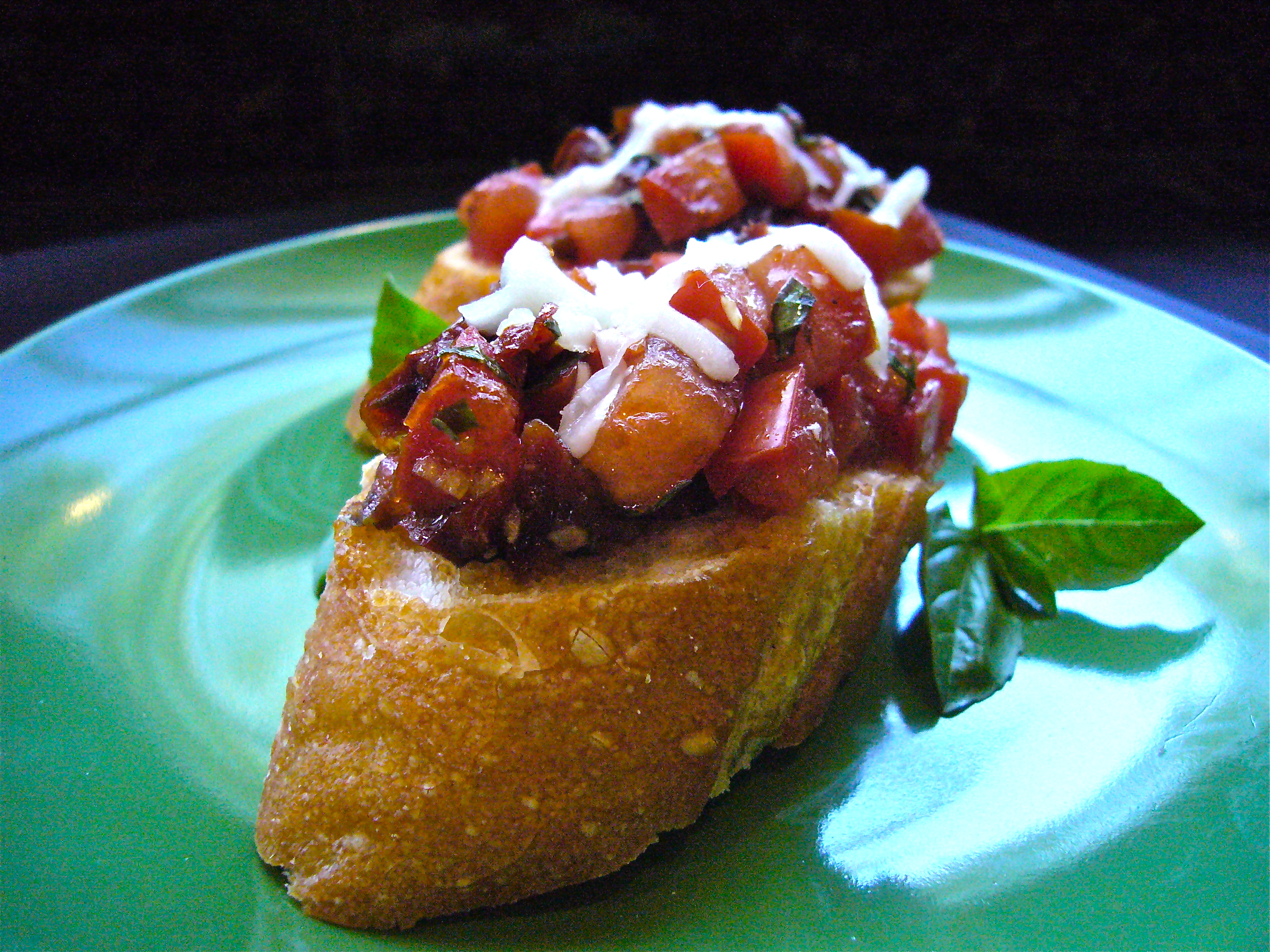 Double Tomato Bruschetta | What about this?