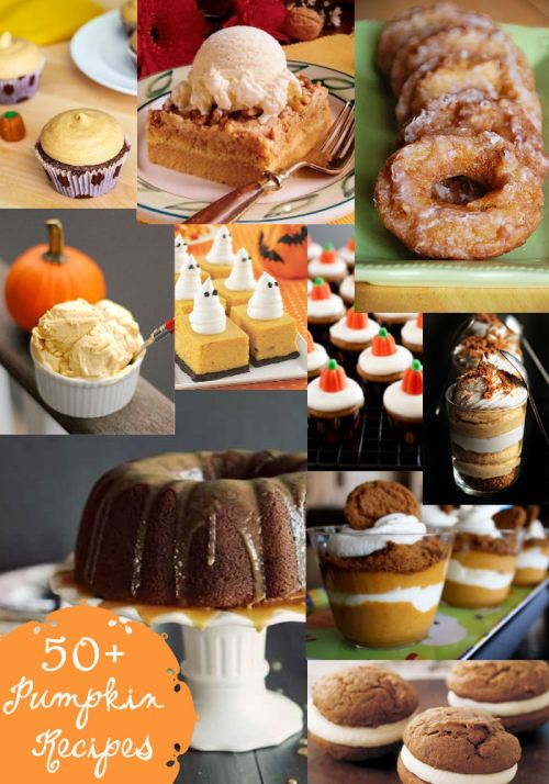 50+-Pumpkin-Recipes