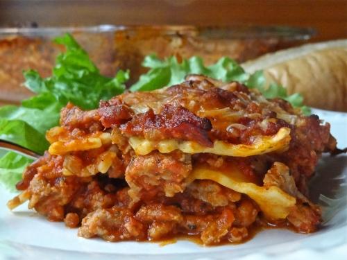 ravioli casserole