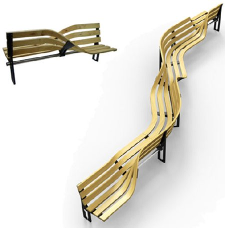 twist bench