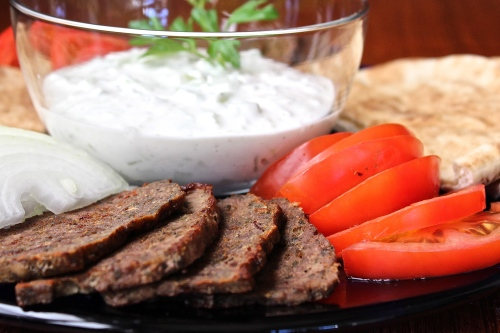 gyro meatloaf