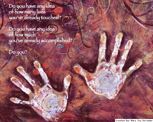 lives you touched