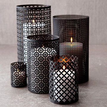 DIY project: Aluminum Lanterns
