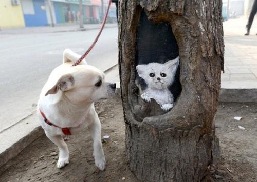 Wang Yue Tree Art