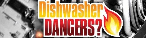 Dishwasher Fires