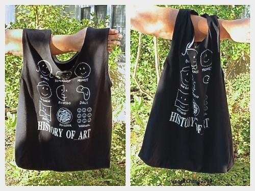 T-shirt Gift Bag