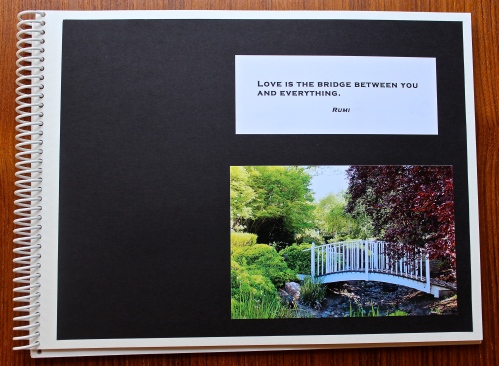 The Bridge Book: An Inspirational Gift for Someone Moving On