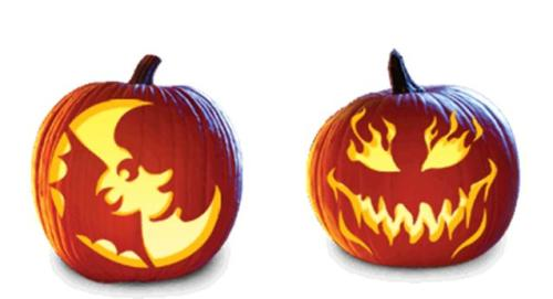 140 Pumpkin Carving Designs