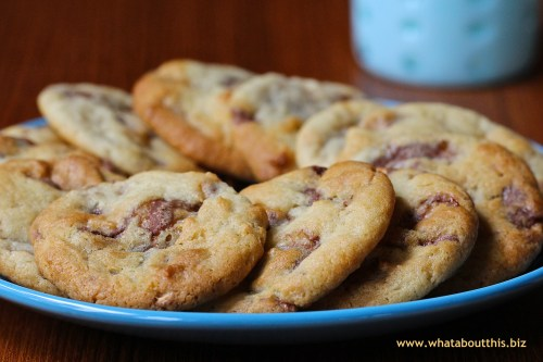 Whopper Cookies: Baking with Halloween Candy