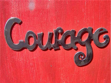 How to Find Courage