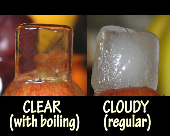 Как сделать лед прозрачным