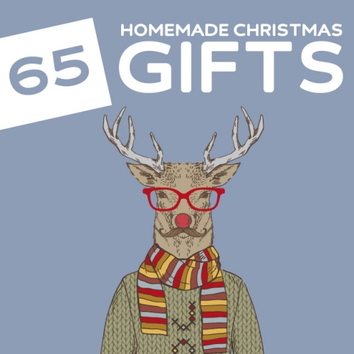 65 Homemade Christmas Gifts