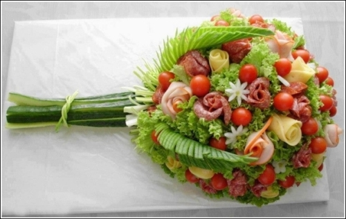Creative Ways With Vegetables