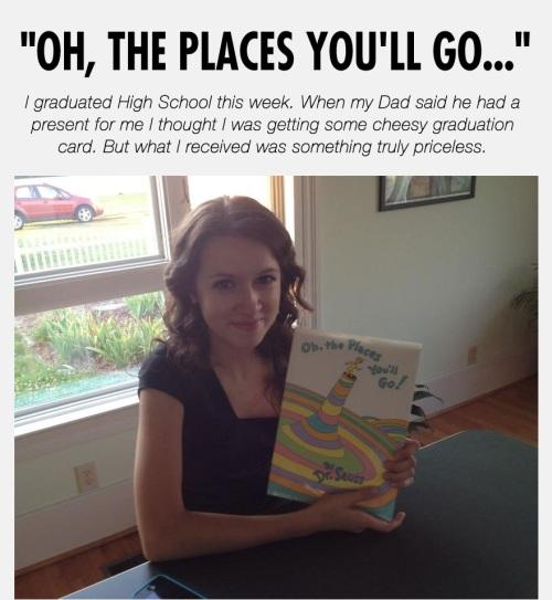 Extraordinary Graduation Gift