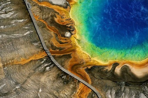 Aerial Photography of Yann Arthus-Bertrand
