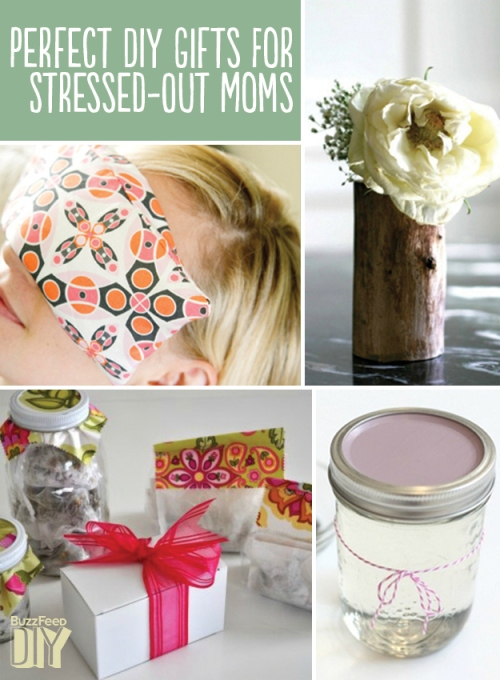 Perfect DIY Gifts For Moms