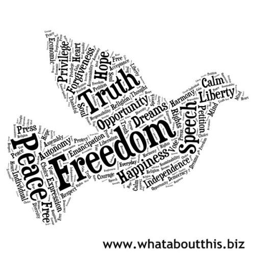 Bird of Freedom-T