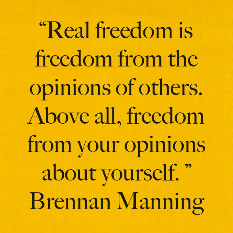 Brennan Manning Quotes: Friday's Fresh Five! (7/4/14)
