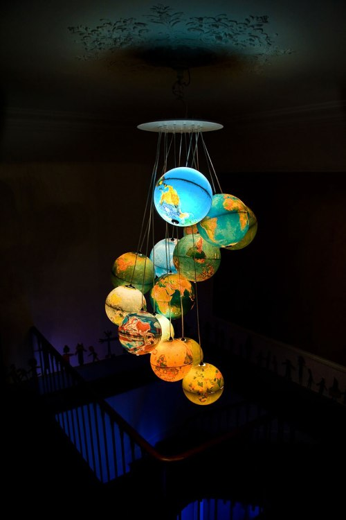 12 Amazing Light Fixtures Made from Everyday Objects