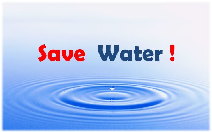 essay on save water in marathi language