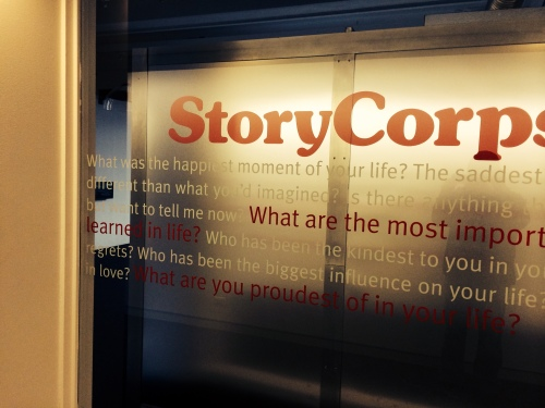 StoryCorps: Listening Is An Act Of Love