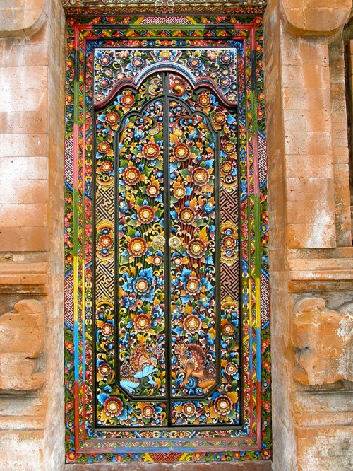 Beautiful Doors from Around the World