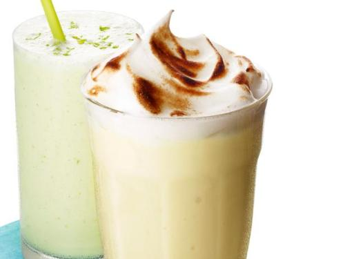 50 Milkshake Recipes