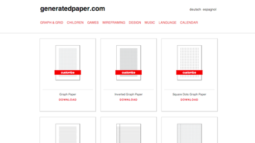 Generate Your Own Specialized Papers