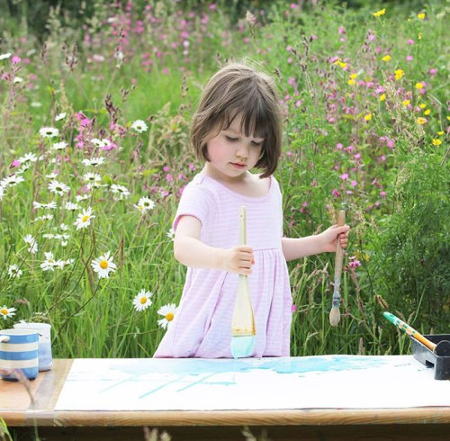 Iris Grace: 5 Year-Old Autistic Girl With a Gift