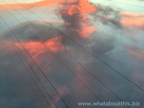 Clouds and Wires