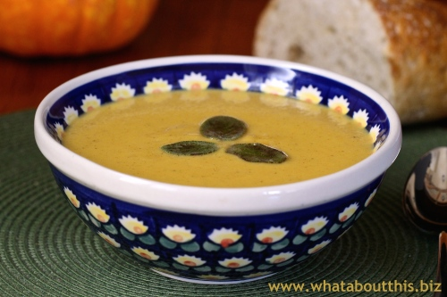 Butternut Squash and Italian Sausage Soup