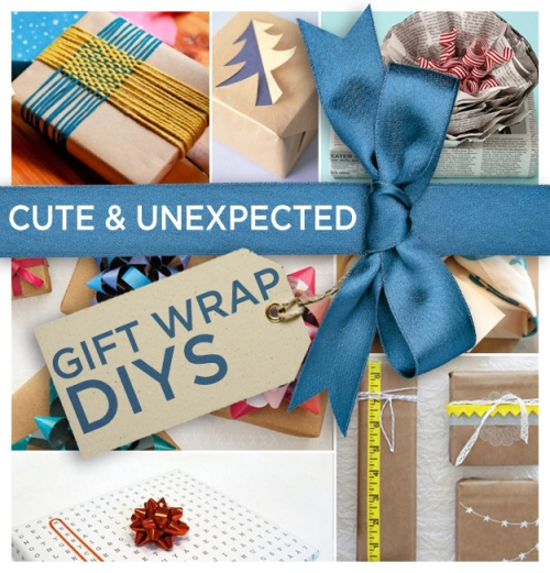 25 Best Ideas About Birthday Gift Wrapping On Pinterest: Friday's Fresh Five! (12/5/14)