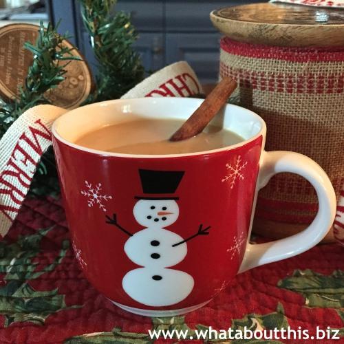 Christmastime Chai