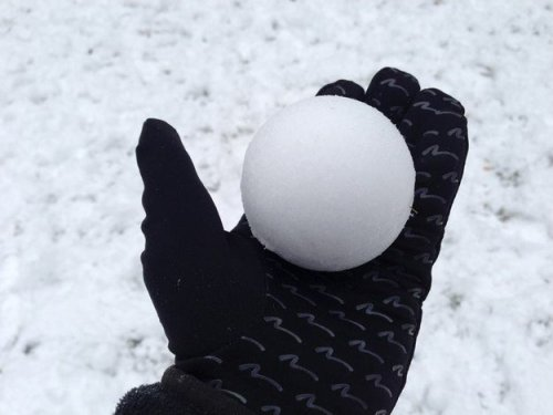The Perfect Snowball