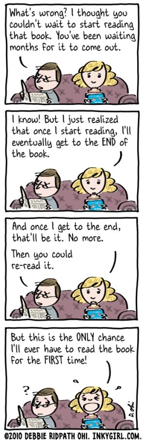 19 Things Only Book Lovers Will Understand
