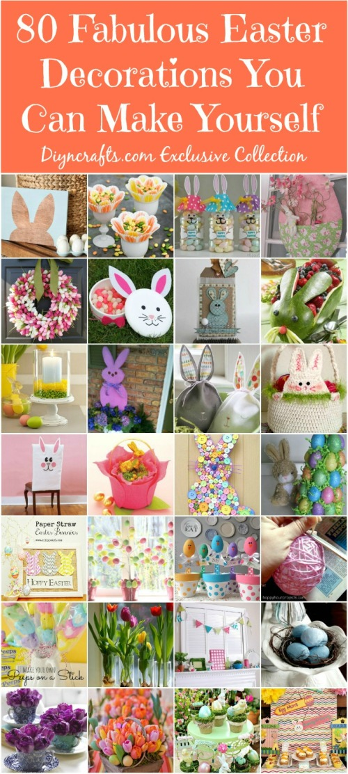 80 Fabulous Easter Decorations