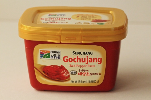 Korean gochujang
