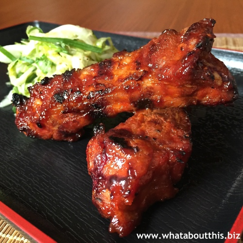 Korean Barbecued Spareribs