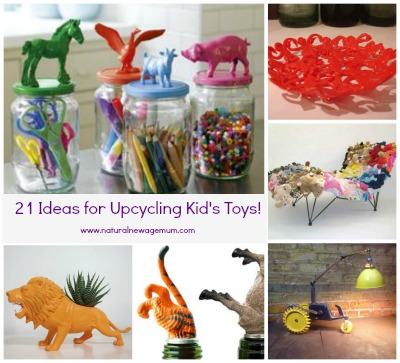 Upcycling Toys