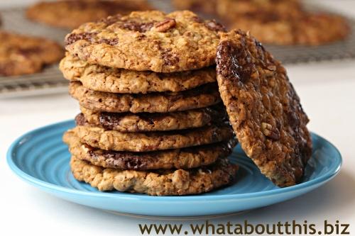 Chunky Lola Cookies