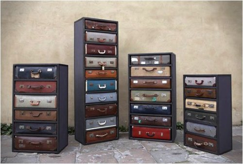 Upcycling Suitcases