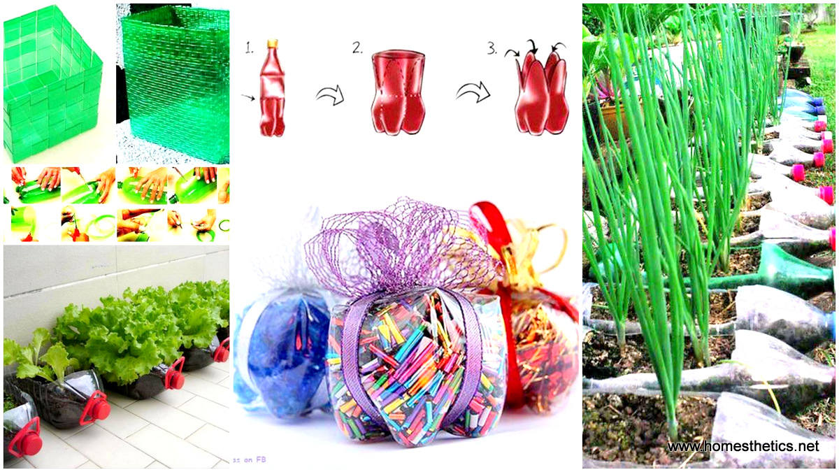 Affordable Ways To Repurpose Plastic Bottles With How Make Creative Things From