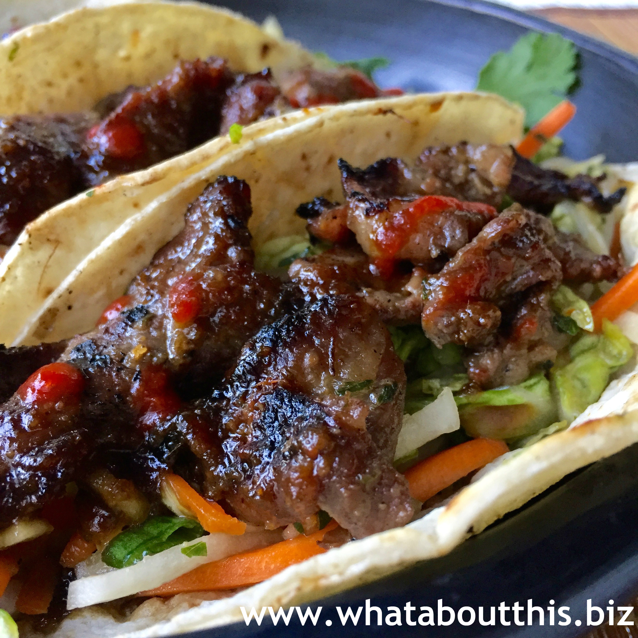 Korean Bulgogi Taco Recipe | What about this?