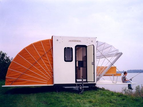 Amazing Camping Trailer