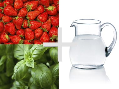 10 Natural Flavored Waters