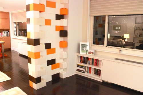 Life-Size Legos: EverBlocks Building System